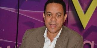 Francisco Ramírez, director del departamento sindical del PLD