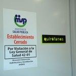 Salud Pública clausuró los quirófanos de manera provisional.