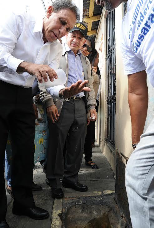 Salud Pública y Cruz Jiminián desarrollan jornada preventiva contra dengue y chikungunya en Cristo Rey