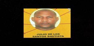 Julio de los Santos Bautista (Julito Kilo)