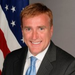 Embajador de Estados Unidos en República Dominicana, James (Wally) Brewster