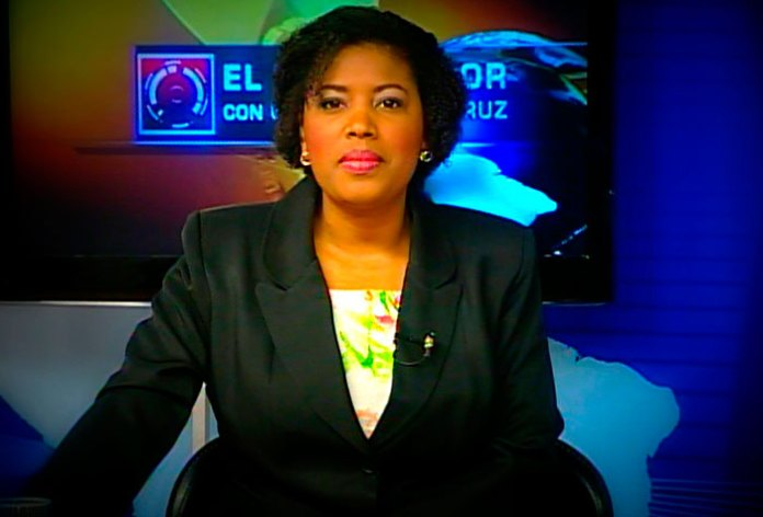 periodista Greysis de la Cruz