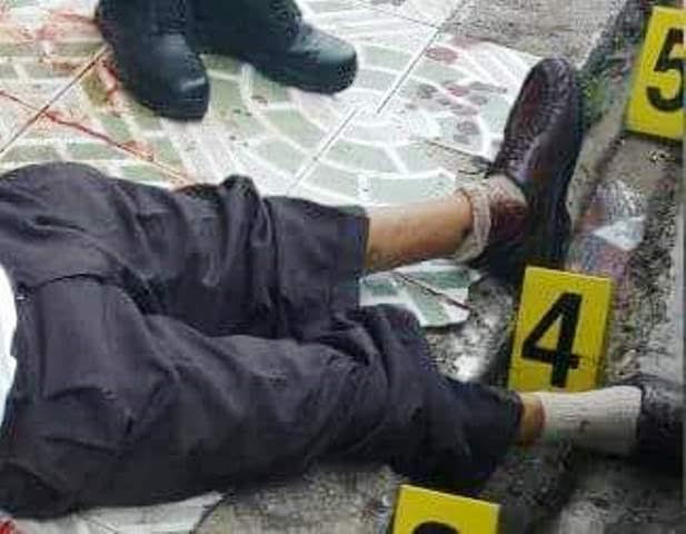 Hombre mata mujer al encontrarla en fiestas patronales de Las Guaránas, SFM