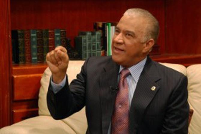 Andrés Bautista, presidente del PRM