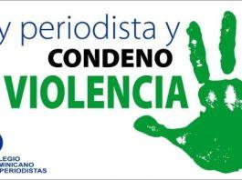 El Colegio Dominicano de Periodistas (CDP) denunció la agresión de que fue objeto el periodista Robinson González, de Boca Chica