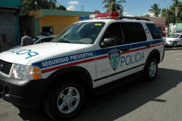 La Policía colocó patrullas en puntos estratégicos de la ciudad.