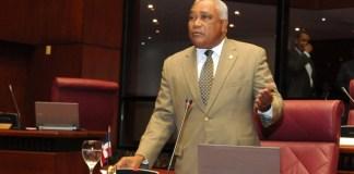 Eddy Mateo Vásquez, Senador de Barahona