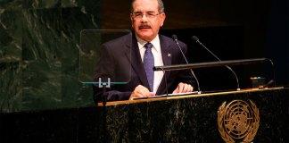 Presidente Danilo Medina en las Naciones Unidas