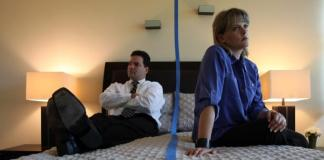 Los hombres altos son menos estables en el matrimonio