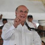 Expresidente Hipólito Mejía