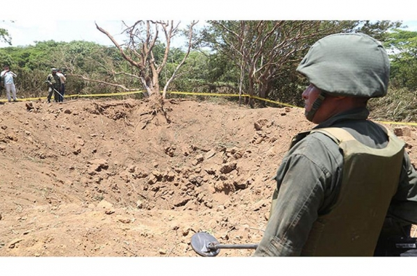 Creen meteorito causó explosión en Managua