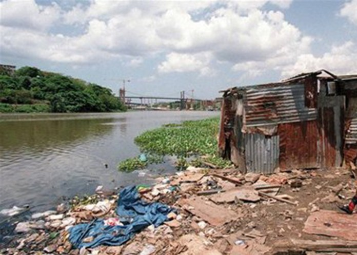 Uno de los cadáveres fue sacado del río Ozama, próximo a La Ciénaga