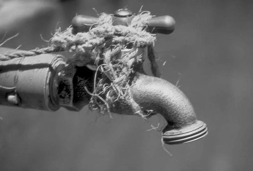 Pedro  Brand y Los Alcarrizos sin agua miércoles y jueves