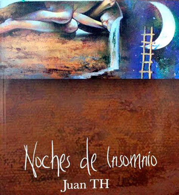"""El periodista Juan TH, pondrá a circular su libro de poesía """"Noches de Insomnio"""" en el marco de la octava Feria Dominicana del Libro que se realiza en la ciudad de Nueva York, Estados Unidos"""