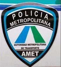 AMET advierte actuará con energía contra conductores violen Ley de Tránsito