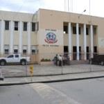 Sede de la Policía en Nagua