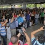 Abinader juramenta seguidores en La Vega