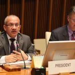 Freddy Hidalgo, ministro de Salud de la República Dominicana preside el Consejo de la OPS