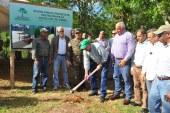 Medio Ambiente inicia construcción nueva oficina de vigilancia y protección Cuenca del Río Ozama