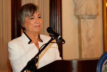 Margarita Cordero recibe Premio Nacional de Periodismo 2015
