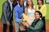 "Entregan ""Premios Santo Domingo Oeste"""