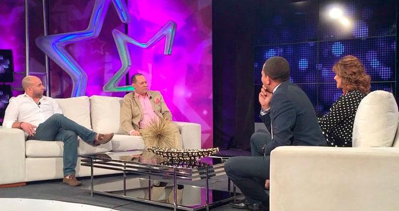 """Franklin Mirabal admite """"no es narrador"""" deportivo"""