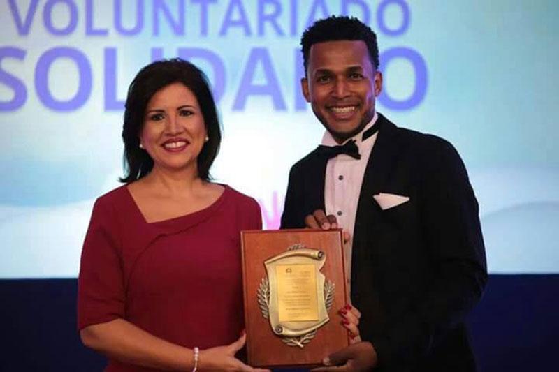Joel Blanco Rosario un talento de la juventud dominicana