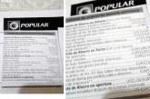 Expresidente CDP denuncia estafa del Banco Popular a los clientes