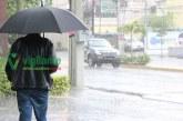 Onamet pronostica lluvias continuarán el domingo