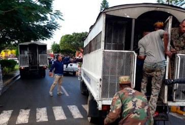 Migración realiza redada contra haitianos sin papeles en Villa Tapia