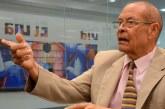 Fallece Miguel Rosado, ex rector de la UASD