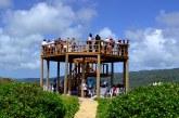 Inauguran operaciones ecoturísticas en Cayo La Farola, Samaná