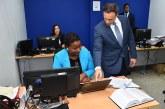 Procurador visitó Fiscalía SDO y Unidad Víctimas Violencia de Género