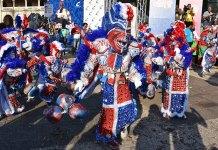 Muestra Nacional de Carnaval Infantil 2018