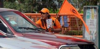 Defensa Civil inicia operativo Semana Santa
