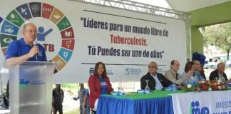 unirse a lucha contra la tuberculosis