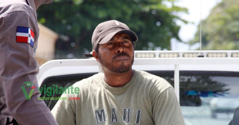 Atrapan ladrón después de un tiro próximo al Palacio Nacional