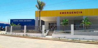 Hospital Ciudad Juan Bosch