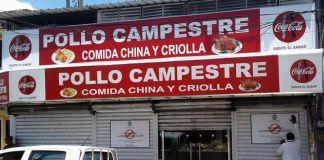 restaurante Pollo Campestre