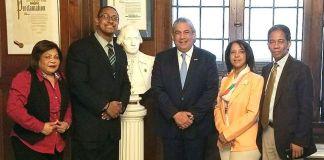 cónsul general de la República Dominicana