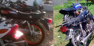 Retienen vehículos y motocicletas