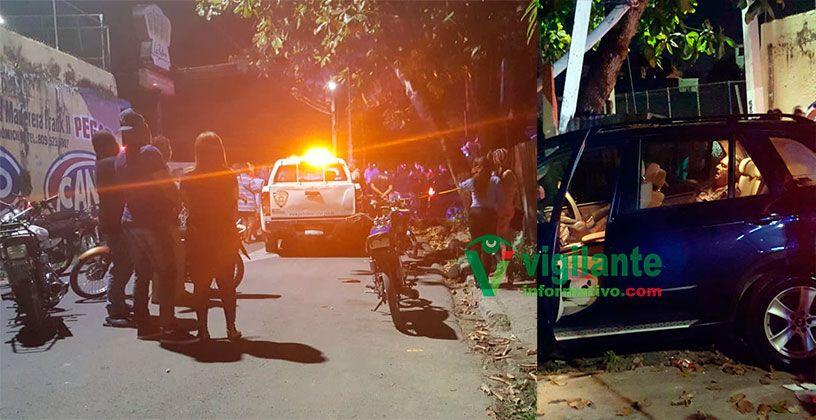 Asesinan a tiros hombre dentro de jeepeta en Boca Chica