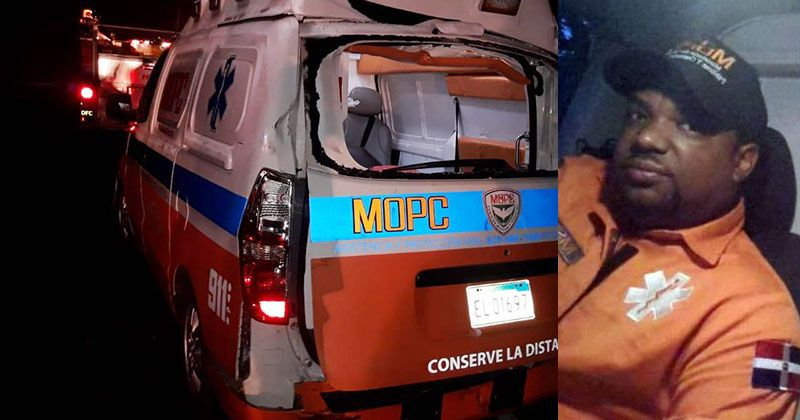 Henry Rodríguez encontró la muerte tratando de salvar otros accidentados