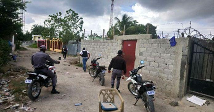 Policía SDE