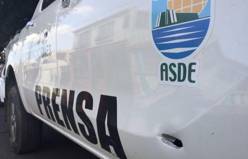 Hombre agrede a tiros al director de comunicaciones Alcaldía SDE
