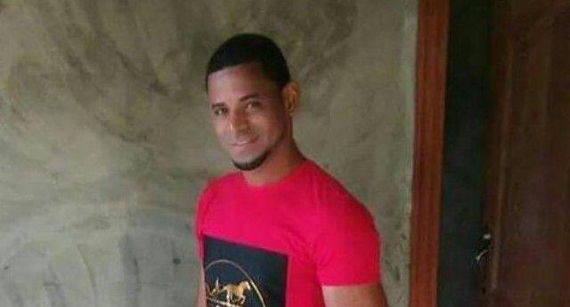 Rayo mata joven en Monte Plata