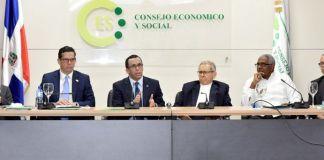 Navarro y Consejo Económico y Social