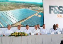 parque fotovoltaico Montecristi Solar