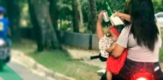 Rafaelina Michell Duran Morillo y Casandra Michelle Duran Suero