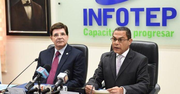 INFOTEP y Fundación Rica